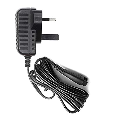 5.4V AC Adapter Charger Power Supply for Panasonic Electric Shaver Razor ES-LA63/93 ES-LV95-S by Craftmen