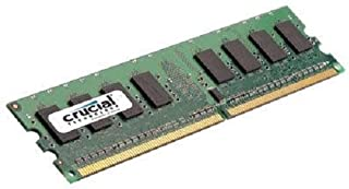 Crucial CT12864AA800 1GB 240-pin DDR2 800mhz (PC2 6400) Non-ECC 1.8V CL6 Desktop Memory module