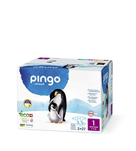 Beaming Baby Paquete de Prueba del Pa/ñales Mini Tama/ño 1 2pk