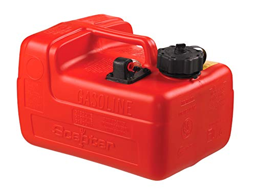 Scepter 08576 OEM-Choice Fuel Tank - 3.2 Gallon