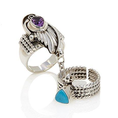 Chaco Canyon Princess Leaf Ring (12)