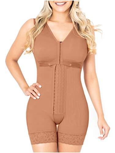 SONRYSE 086 Women Slimming Bra Shapewear Body Shaper Fajas Colombianas,...