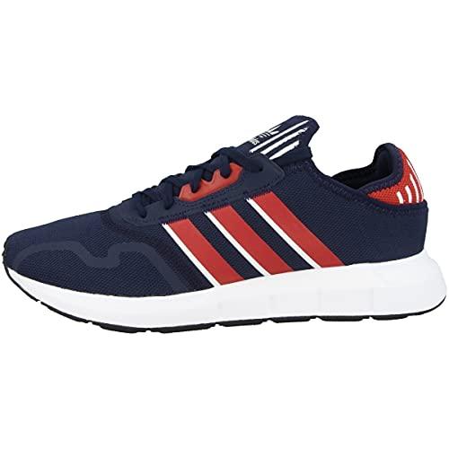 adidas Zapatillas deportivas para hombre Low Swift Run X, color Azul, talla 43 1/3 EU