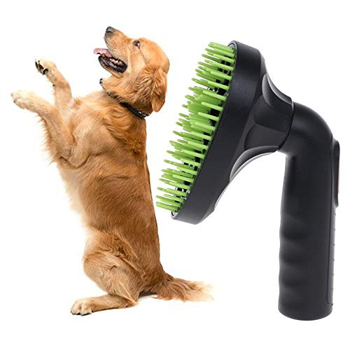 Stofzuiger Accessoires Cleaner Brush Head Dog Grooming Tool Pet Loose Hair Remover Magic Brush 32MM