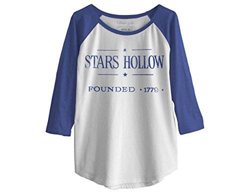 Vintage Stars Hollow Raglan T-Shirt