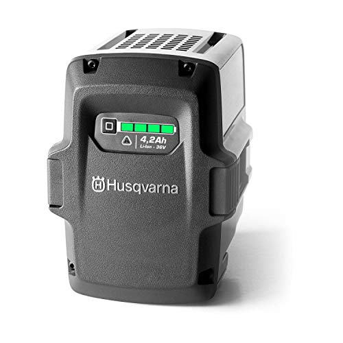 Husqvarna 36V Chainsaw + 36-Volt 4.2 Ah Lithium-Ion Battery + Battery Charger