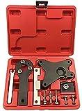 Riloer Kit d'outils de réparation manuel pour moteur de voiture 10 pièces – Outil de réparation de verrouillage de came de moteur pour 1,2 et 1,4 WT