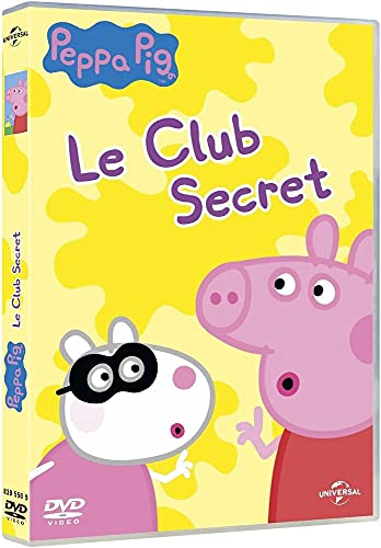 Peppa Pig-Le Club Secret