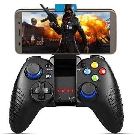 Wireless Controller für iOS und Android, ANTCOOL Wireless Key Mapping Gamepad Joystick Perfekt für iOS Android iPhone iPad System