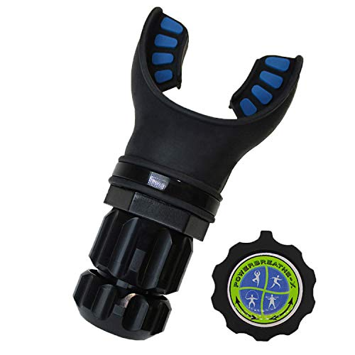 Powerbreathe-X.Lung/Breathing Resistance Training Device.Expands and restores Lung Capacity.