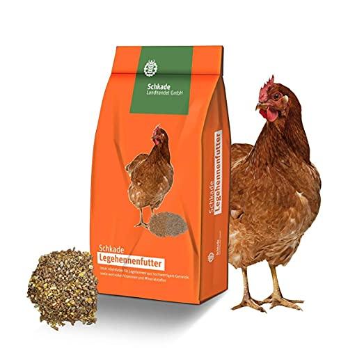 Schkade Landhandel GmbH -   Hühnerfutter gegen