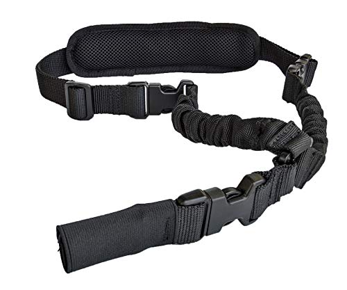1 punto Sling Airsoft Rifle Sling Tactical Gun Sling Rifle Correa para rifle