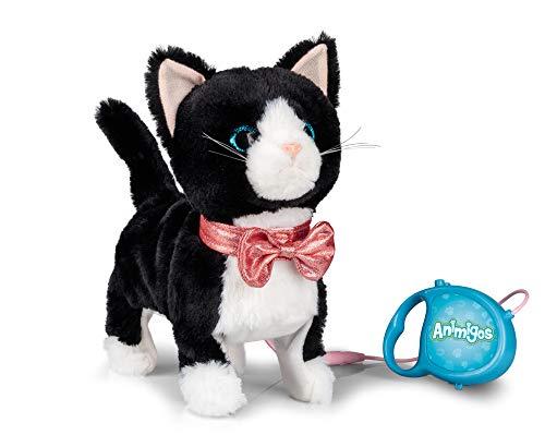 Freches Kätzchen - Kuschelige Katze / Läuft und miaut
