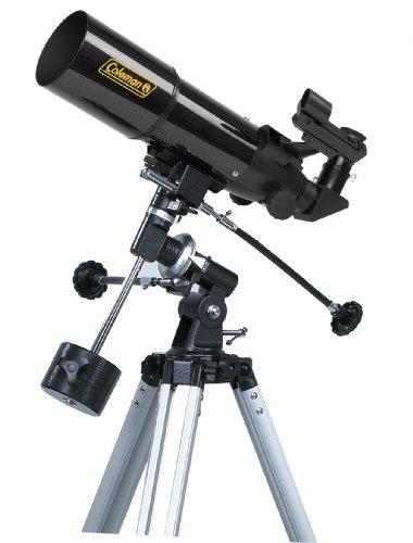 Coleman CDB804AZ3 400x80 Refractor Telescope