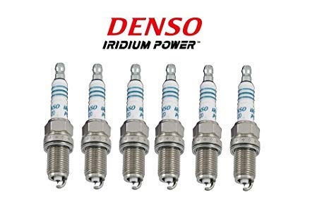 Denso # 5304 IRIDIUM Power Spark Plugs -- IK20 --- 6 PCSNEW --