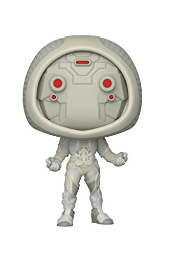 Funko 30746 Marvel: Ant-Man & The Wasp: Ghost POP Bobble, Mehrfarbig, Standard