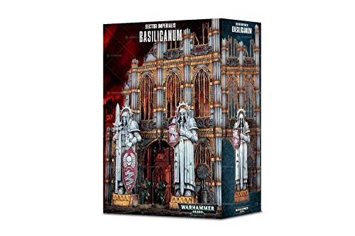 Games Workshop Warhammer 40k – Sector Imperialis Basilicanum