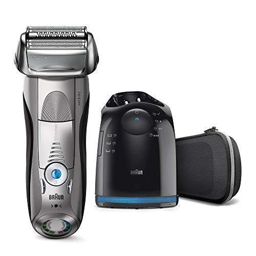 Braun Series 7 Electric Shaver for Men 7898cc Wet...