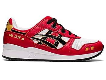 ASICS Men s Gel-Lyte III OG Shoes 11.0 Classic RED/Black