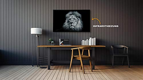 Könighaus Fern Infrarotheizung – Bildheizung in HD Qualität mit TÜV/GS – 200 Bilder Bild 2*