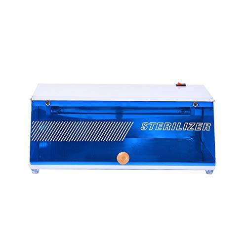 Gabinete de esterilizador UV, Caja de esterilización profesional para salones Máquina desinfectadora...