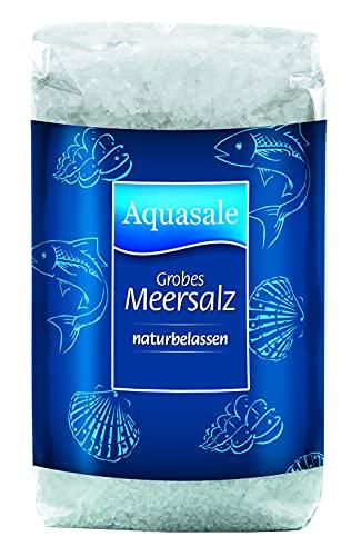 Aquasale Grobes Meersalz, 1 kg