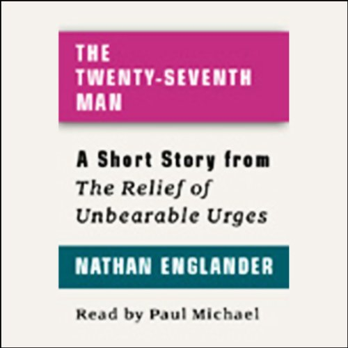 The Twenty-seventh Man cover art