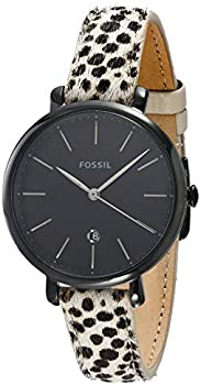 Fossil Jacqueline Stainless Steel Quartz Women's Watch
