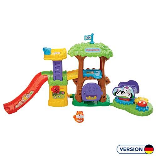 VTech Baby 80-500704 - Tip Tap Baby Tiere - Abenteuerspielplatz (deutsche Version)