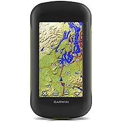 Garmin Montana 610 Outdoor Navigationsgerät Mit Hochauflösendem 4 Touchscreen Display Und Ant Konnektivität Access Carry Case 48 Extended Navigation
