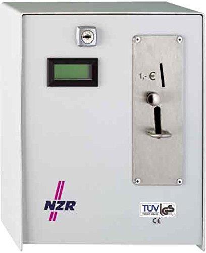 NZR Münzzähler ZMZ 0215 2Euro elektronisch Münzautomat 4048652005239