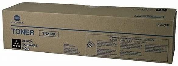 Konica Minolta, NEC BIZHUB C253 OEM Black Toner Cartridge
