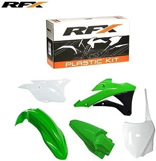 RFX FXPK 20400 55OE Kawasaki KX85-100 14≫ On Plastic Kit, Multicolour