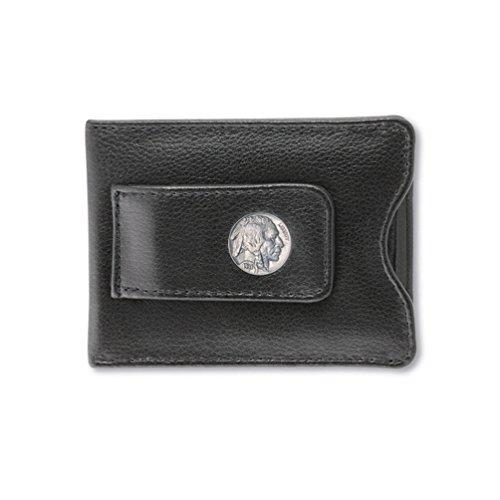 buffalo nickel money clip - 5