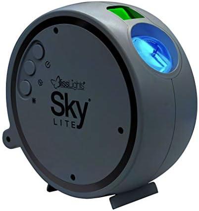 BlissLights Sky Lite LED Laser Star Projector Galaxy Lighting Nebula Night Light Lamp Green product image
