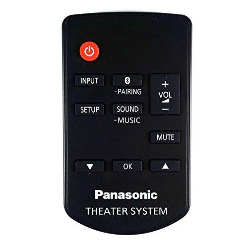 Panasonic, N2QAYC000109- Telecomando per Soundbar, originale