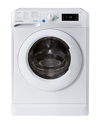 Privileg PWWT X 76G6 DE N Waschtrockner / 7 kg Waschen / 6 kg Trocknen /1600 UpM/Mengenautomatik/Wasserschutz/Anti-Geruch-Programm/Startzeitvorwahl/Wolle-Programm/Inverter Motor/Waschen&Trocknen 45\' P