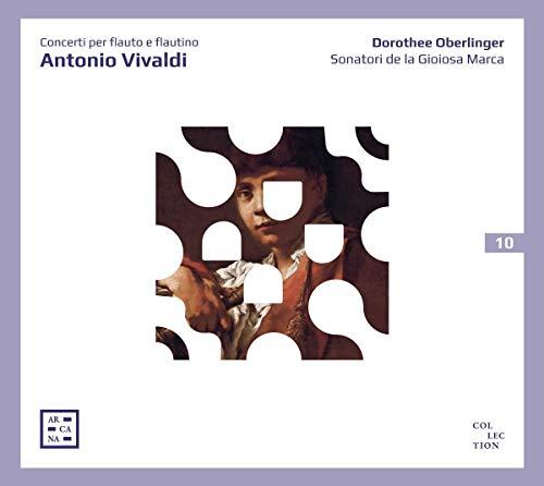 Vivaldi : Concerti per Flauto E Flautino