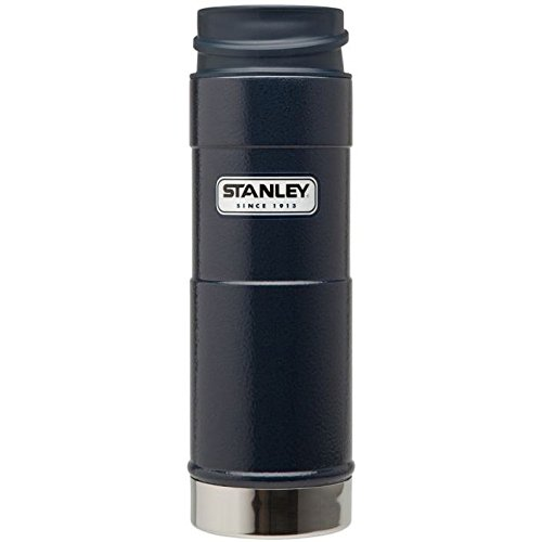 Stanley 1394-013 - Taza para acampada, color azul marino, talla 0,47 L