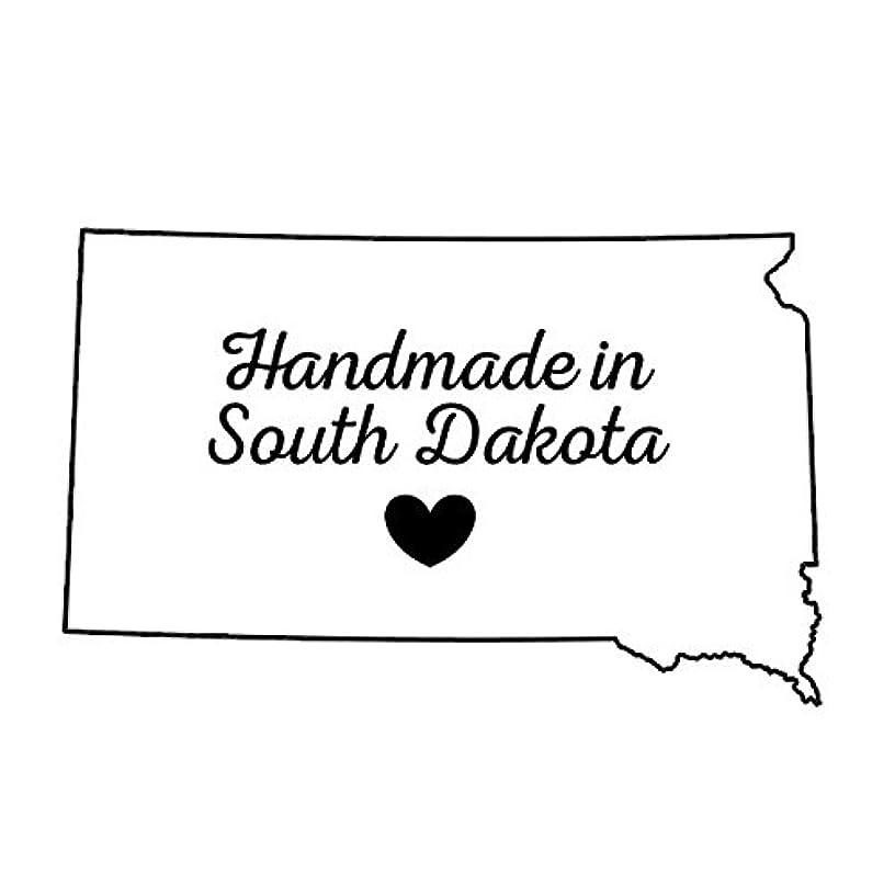 Scrapbook Customs South Dakota - Handmade in Rubber Stamp