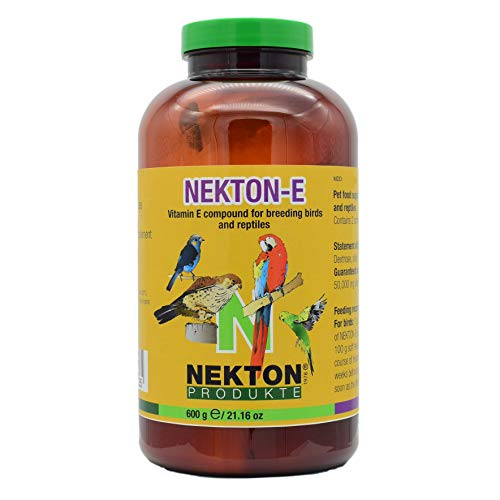 Nekton E Vitamin E Supplement for Birds, 600gm