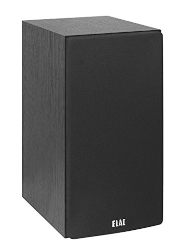 ELAC DEBUT B5.2 Shelf speaker Black décor