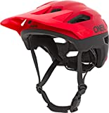 O'Neal Fahrradhelm Trailfinder Split, Rot, 0013 Casco Bicicleta, Unisex Adulto, Black/Gray, L/XL/XXL