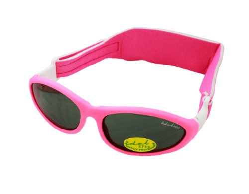 Idol Eyes Baby Wrapz Modulare Sonnenbrille (Pink)