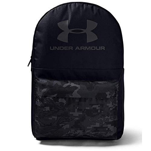 Under Armour Loudon: Mochila unisex para adultos  color negro  003   talla única