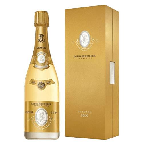 2008 Louis Roederer Cristal Brut Millesime, Champagne, France (con astuccio)