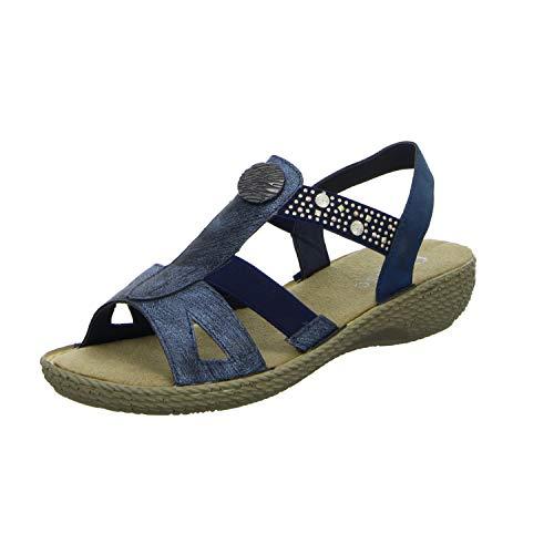 Alyssa L6560P-2 Damen Sandalette, Größe 41