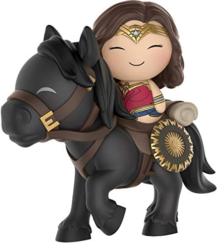 Figura Dorbz DC Wonder Woman on Horse