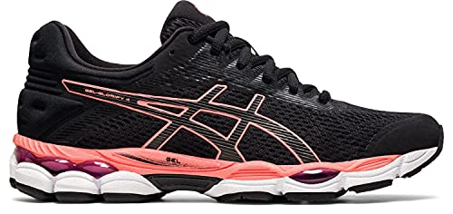 ASICS Damen Gel-Glorify 4 Walking-Schuh, Black/Guava, 42 EU