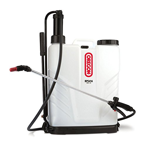 Oregon 37-601 4-Gallon Backpack Sprayer by Magneto Power